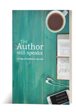 Author Still Speaks