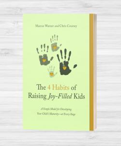 4 Habits of Raising Joy Filled Kids